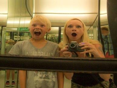 Spegelhuset Liseberg, Göteborg