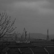 grå himmel göteborg