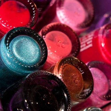 enbildomdagen färg nagellack