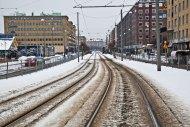 Göteborg räls spårvagn