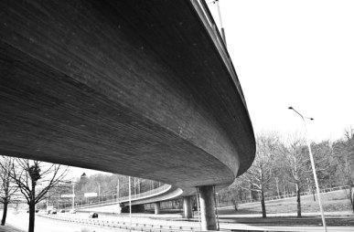 bro svartvitt