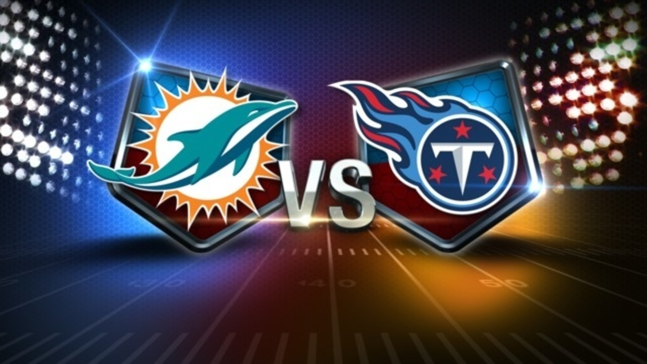 Image result for Tennessee Titans vs. Miami Dolphins