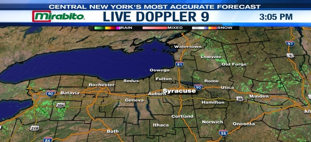 Weather Click For More Views Of Live Doppler 9