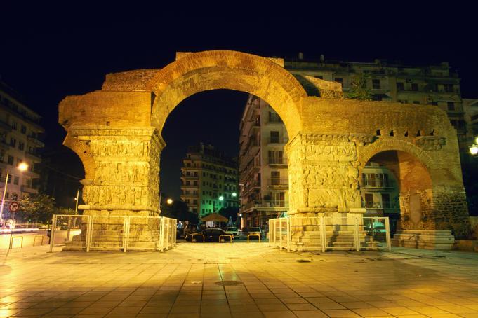 Arch of Galerius.