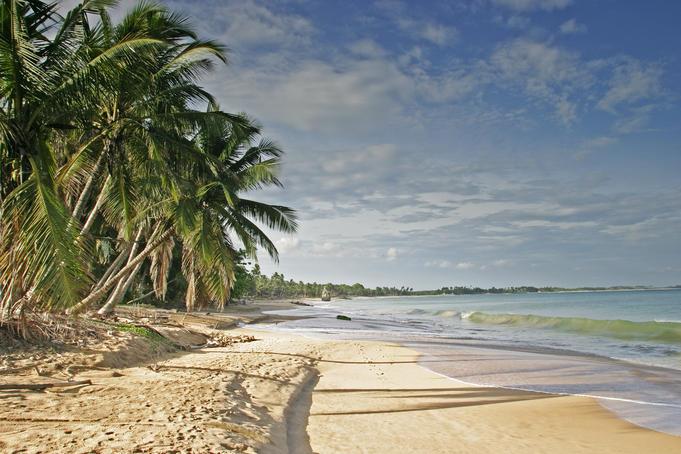 Medaketiya Beach.