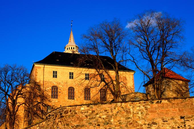 Akerhus Castle.