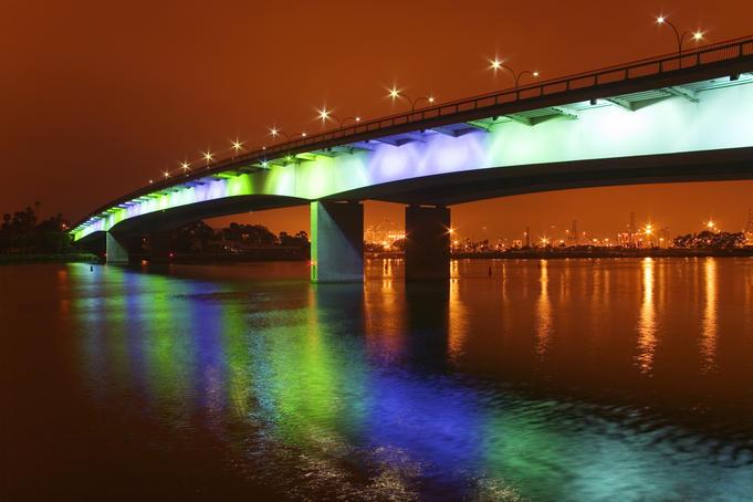 Queens Way Bridge.