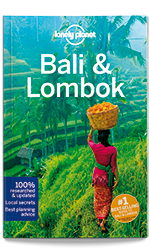 Bali & Lombok travel guide, 16th Edition Jul 2017 by Lonely Planet