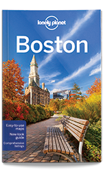 Boston city guide, 6th Edition Nov 2015 by Lonely Planet