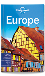 Europe travel guide, 1st Edition Oct 2015 by Lonely Planet