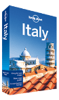 Italy travel guide by Lonely Planet