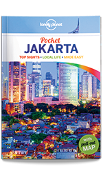 Pocket Jakarta, 1st Edition Jul 2017 by Lonely Planet
