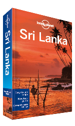 Sri Lanka travel guide, 13th Edition Jan 2015 by Lonely Planet