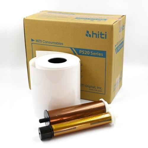 HiTi G2 fotopapper till P525L - 10x15 cm, 1000 utskrifter