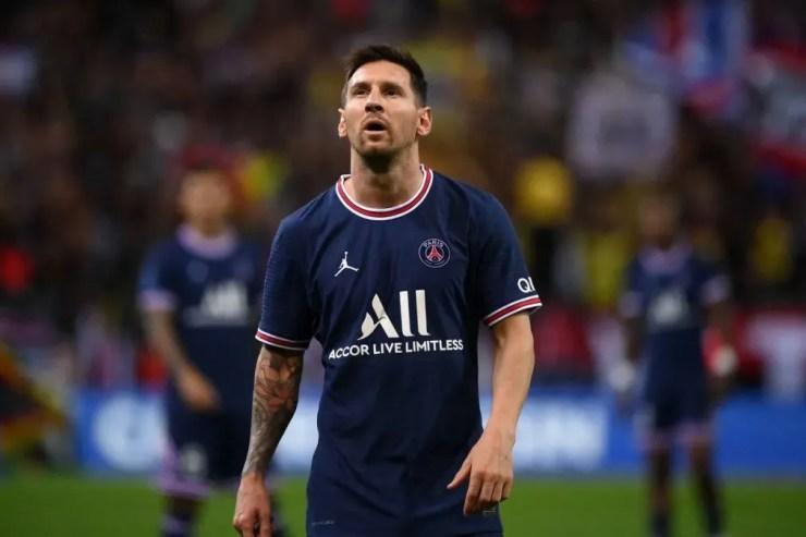 Lionel Messi intentará ganar la Liga de Campeones con el PSG.