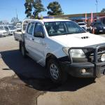 Used 2009 Toyota Hilux Utes In Listed On Machines4u