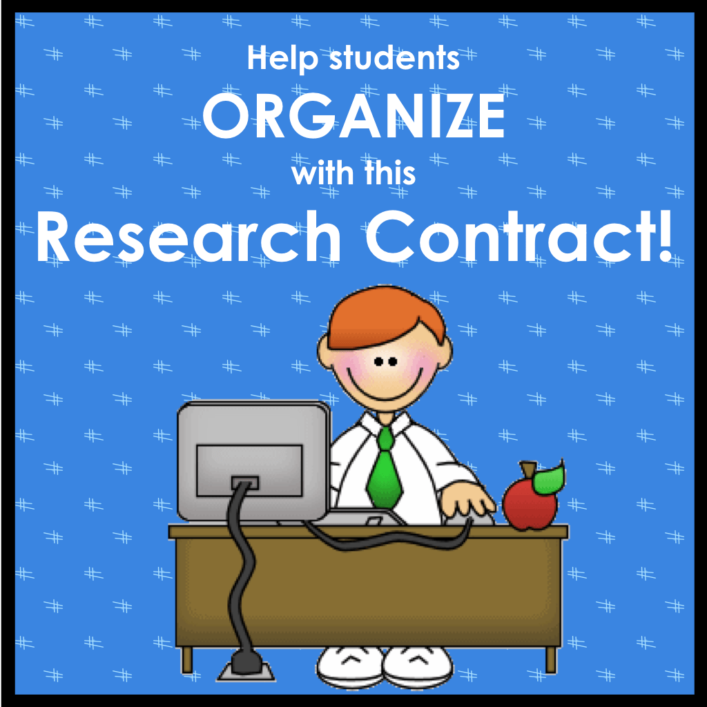 Student Learning Contract For Research