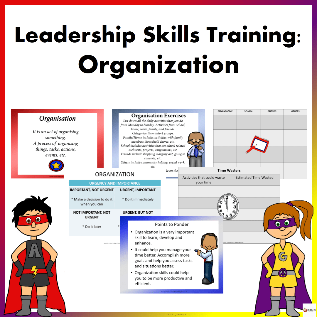 Leadership Skills Training Organization