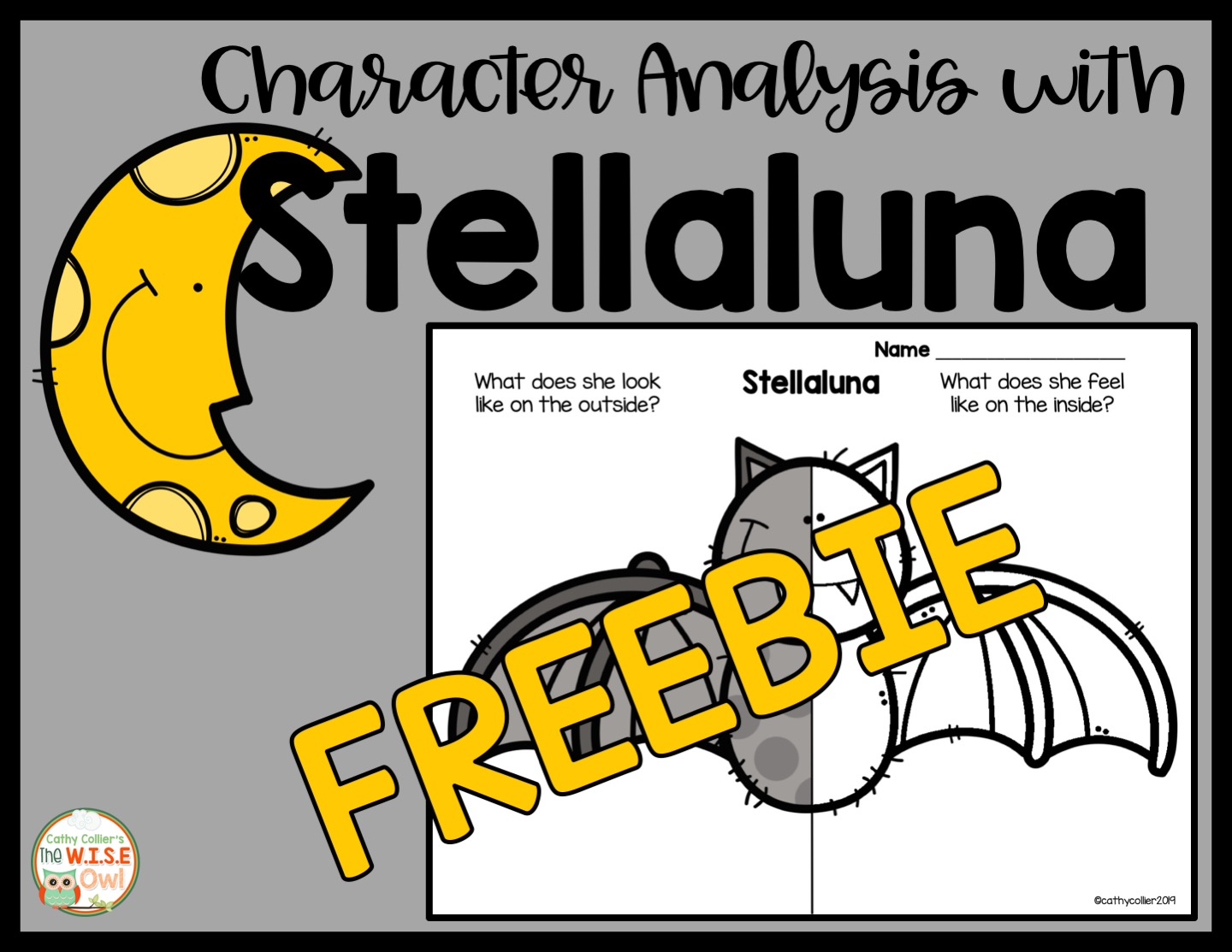 Characterysis With Stellaluna