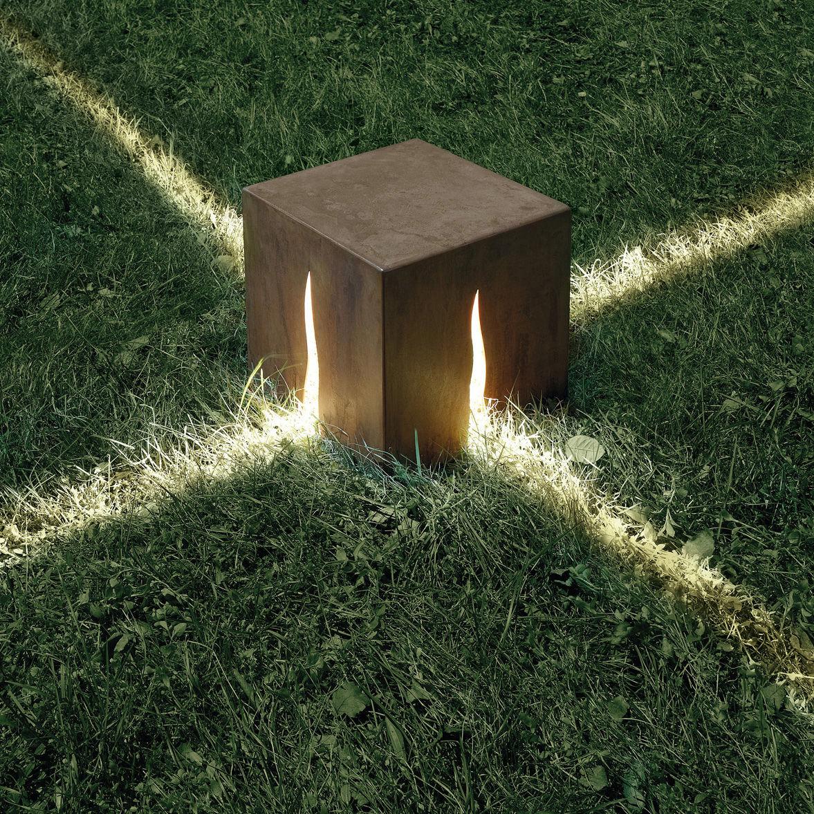 Lampe De Sol Granito H 30 Cm Pour Lextrieur H 30 Cm