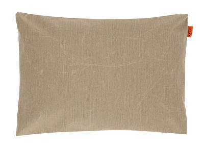 coussin dextrieur small x cm trimm copenhagen taupe en tissu with coussin taupe