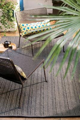 tapis d exterieur torsade 170 x 240 cm toulemonde bochart