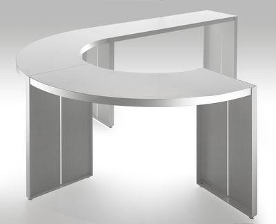 table haute panco h 106 cm l 290 cm lapalma