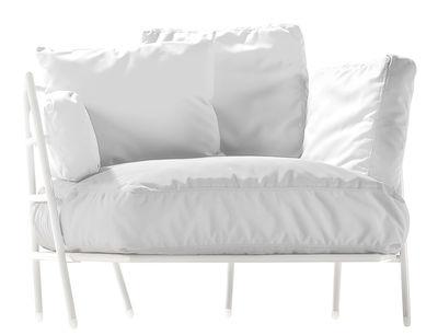 mobilier fauteuils fauteuil rembourre dehors pour l exterieur alias structure