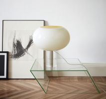 Lampe de table Buds 2 Foscarini   Blanc   Made In Design
