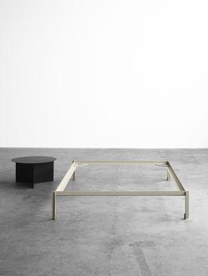 cadre de lit connect metal 180 x 200 cm hay