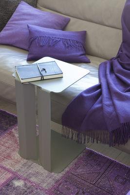 table d appoint leste matiere grise