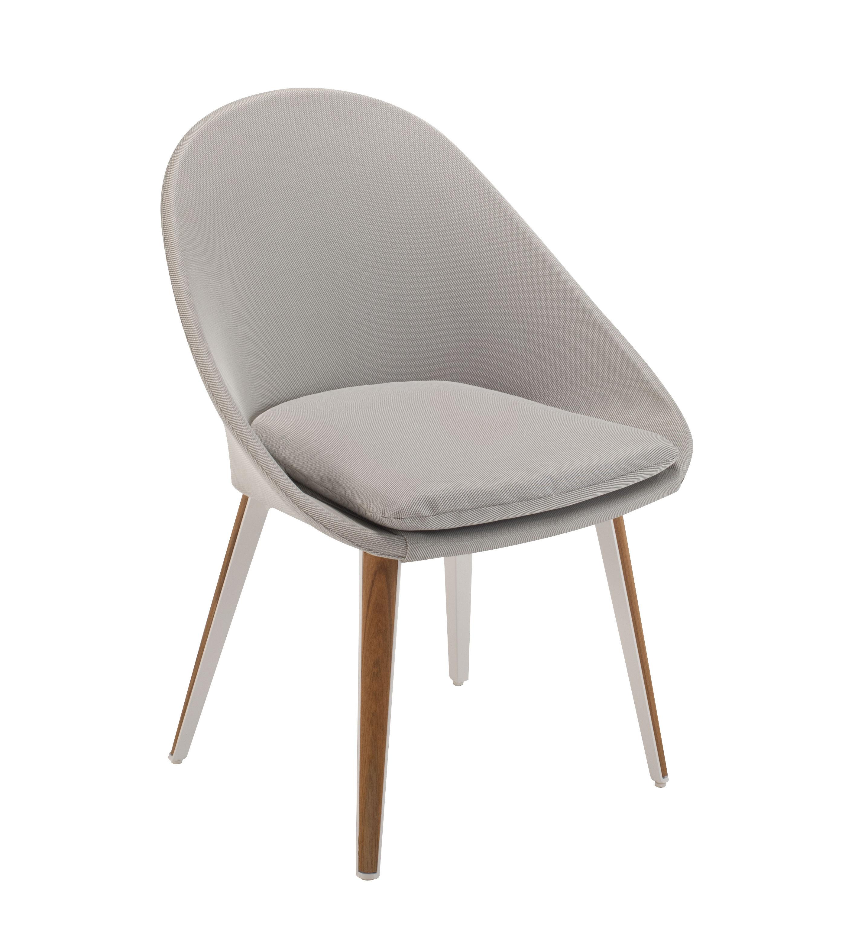 mobilier chaises fauteuils de salle a manger fauteuil rembourre vanity tissu