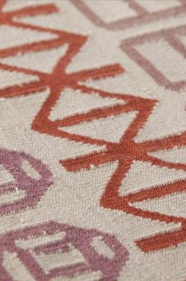 tapis naidu kilim 170 x 240 cm reversible gan
