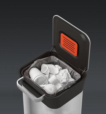 titan slim treteimer abfallkompressor 20 bis 60 liter joseph joseph
