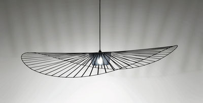 Luminaire Vertigo Petite Friture Noir 200 Cm Made In Design