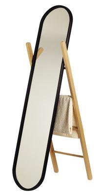 miroir sur pied hub valet h 157 cm umbra