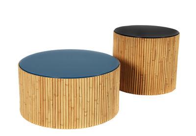 table basse riviera duo set de 2 o 60 o 45 cm maison sarah lavoine