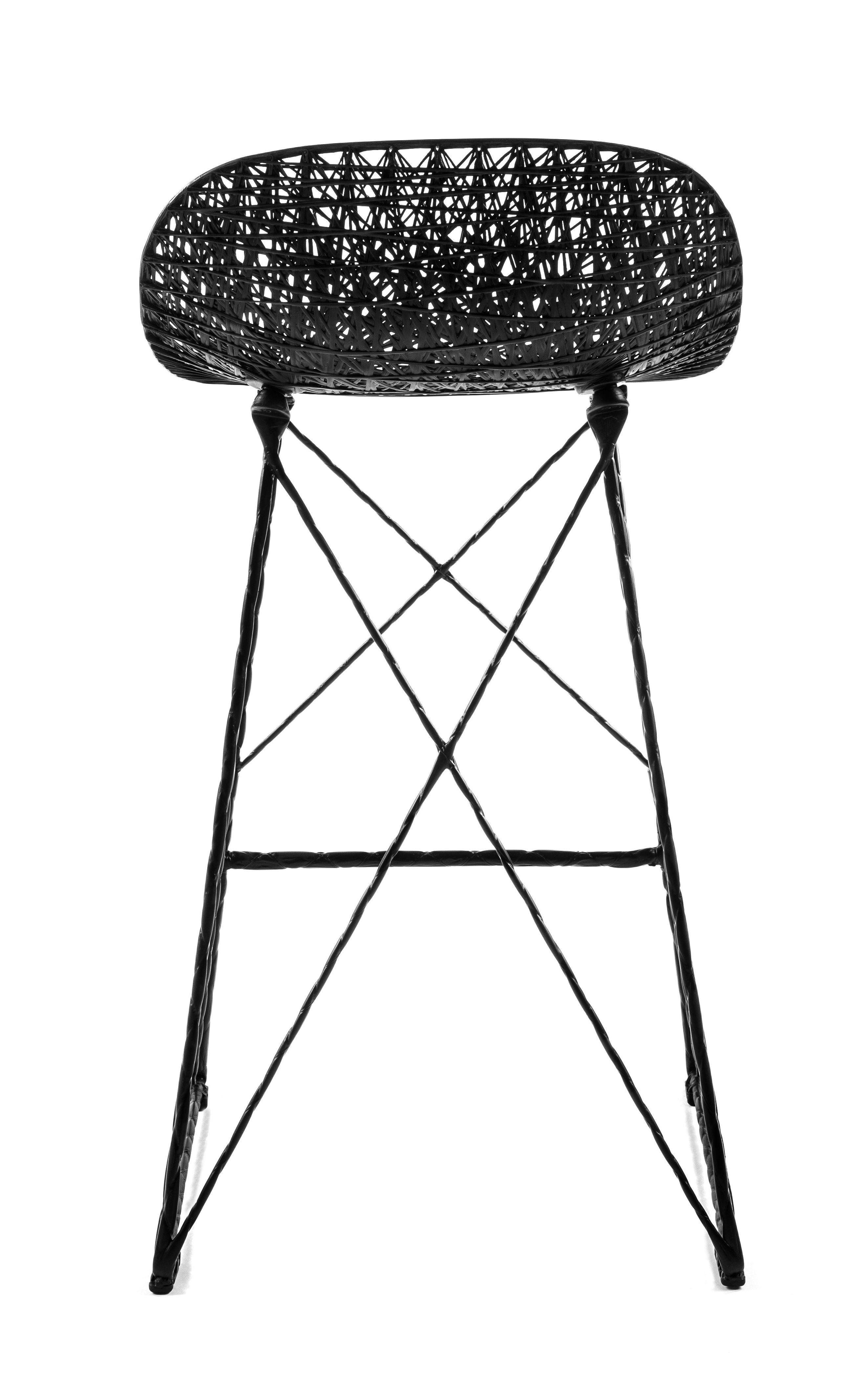 High Stool Carbon Outdoor By Moooi