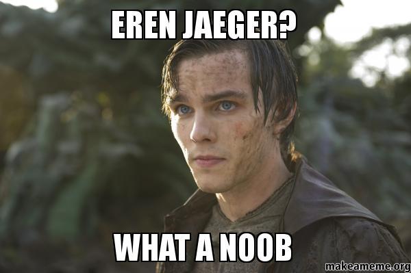 Eren Yeager X Ckcc Meme Attack On Titan By