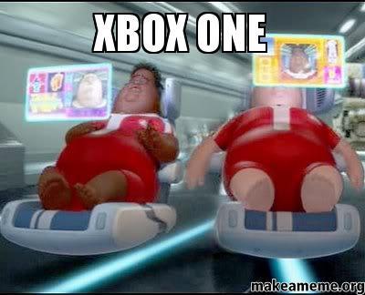 XBOX ONE Make A Meme
