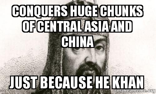 Indigenous Islam Native Muslim People In The Asia The Mongol