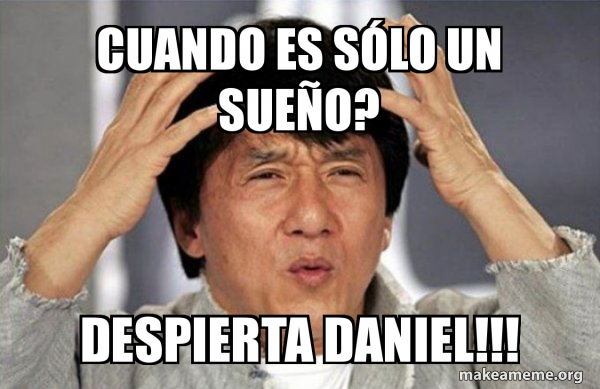 Meme De Estoy Buscando A Daniel Felipe Nene Donde Estas