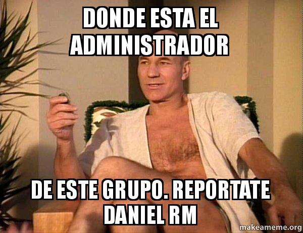 Meme Y U No Donde Estas Puto Daniel 23091878