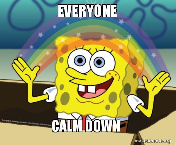 Dopl3r Com Memes When Someone Calls An Anime Girl Hot Calm