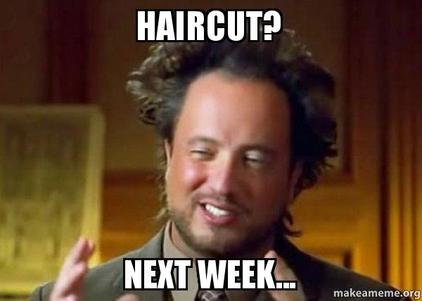Haircut Next Week Ancient Aliens Crazy History Channel Guy