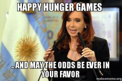 Parody Effie Trinket The Hunger Games Imgflip