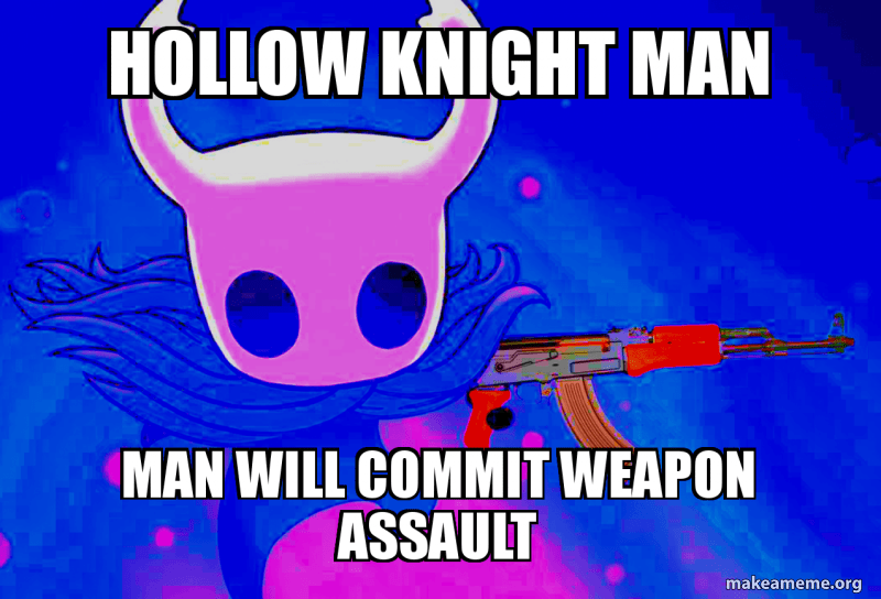 Glory To Pet Build Hollowknightmemes