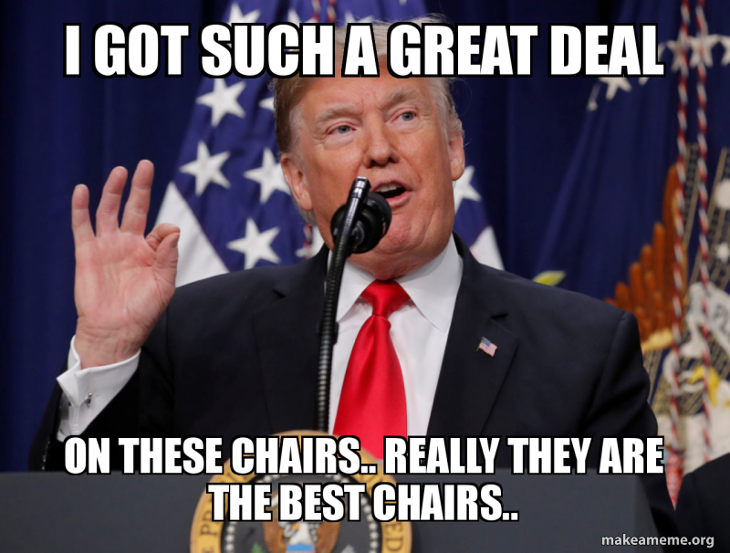 I Got Such A Great Deal On These Chairs Really They Are The Best