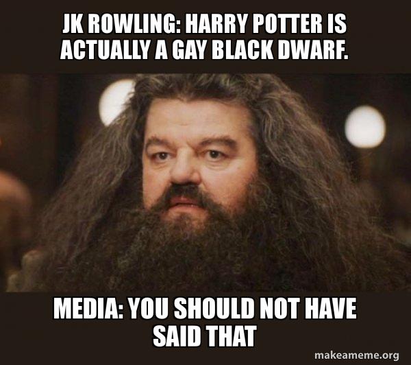 17 Viral Jk Rowling Memes Memevilla