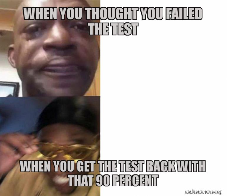 Tuesday Meme The 80 Percent Part Ii